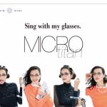 メガネのパリミキ・メガネの三城 | Sing with my glasses. MICRO titan<ミクロチタン>