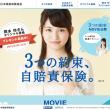 日本損害保険協会 2013年度自賠責保険広報活動