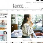 toccoオフィシャル通販サイト
