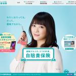 日本損害保険協会 2015年度自賠責保険広報活動
