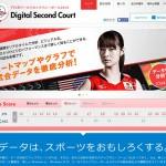 FIVBワールドカップバレーボール 2015 Digital Secon Court