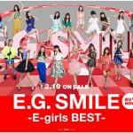 E.G. SMILE -E-girls BEST- SPECIAL WEBSITE