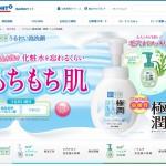 ヒアルロン酸泡洗顔・極潤ハトムギ泡洗顔  ロート製薬- 商品情報サイト