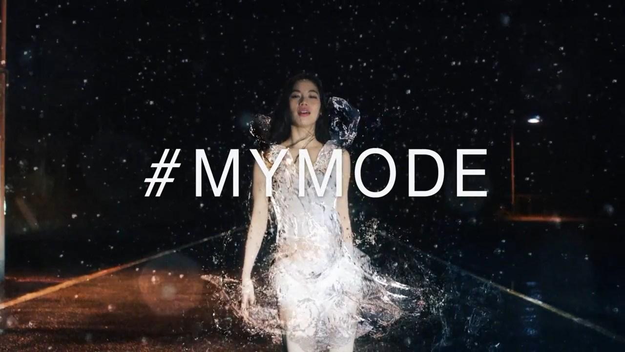 MODE 2016 TVCM 「#MYMODE」篇