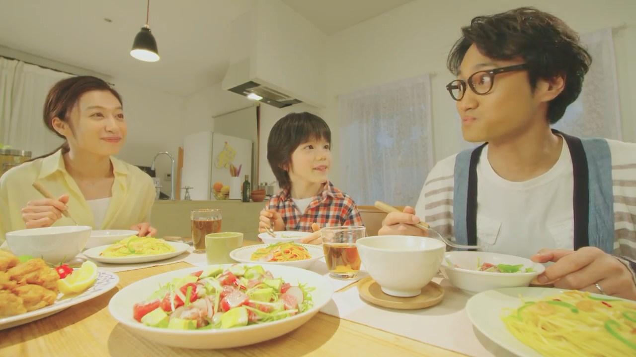 理研ビタミン サラダデュオ アニメーション篇 30秒