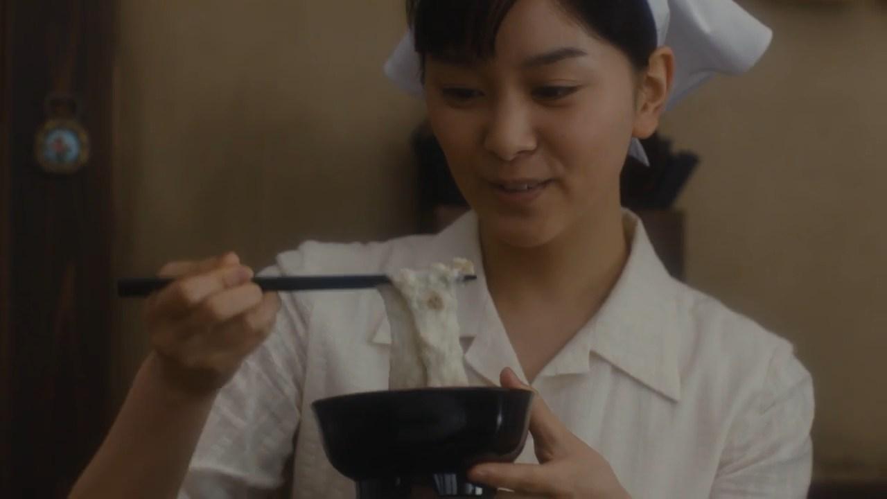 【吉野家CM】築地一号店物語 麦とろ牛皿御膳 マドンナ篇