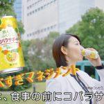 眞鍋かをりさん出演 コバラサポート CM「結婚式」篇 15秒