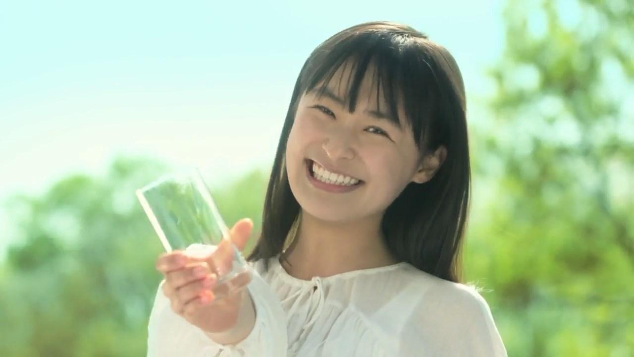 蒸留飲料水ディスティオテレビCM「JUMP編」