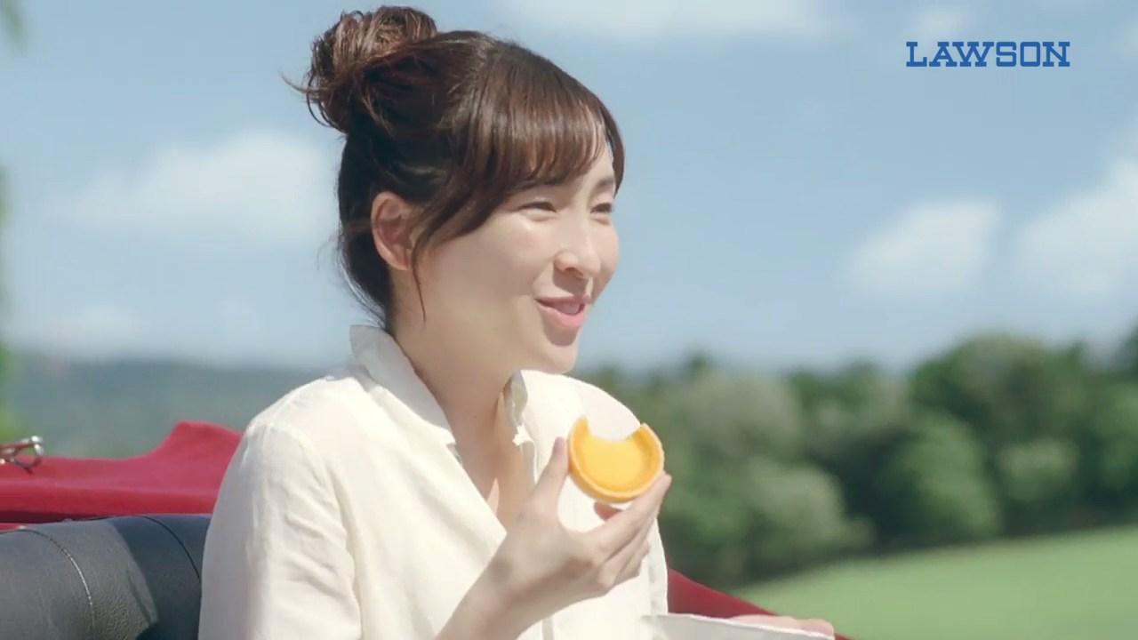 【ローソン】チーズタルト「食べれば北海道」篇