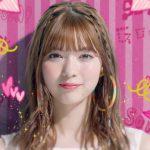 キャンメイクCM 「HAPPY ILLUST」30秒篇 八木アリサ (2016.7)