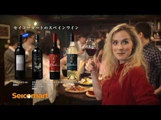 セイコーマート スペインワイン