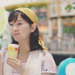 ミニストップTVCM「ハロハロソルティレモン」篇