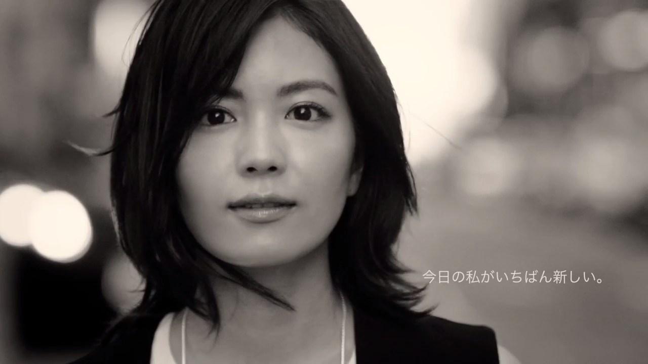 Oggi10月号CM(30秒)矢野未希子