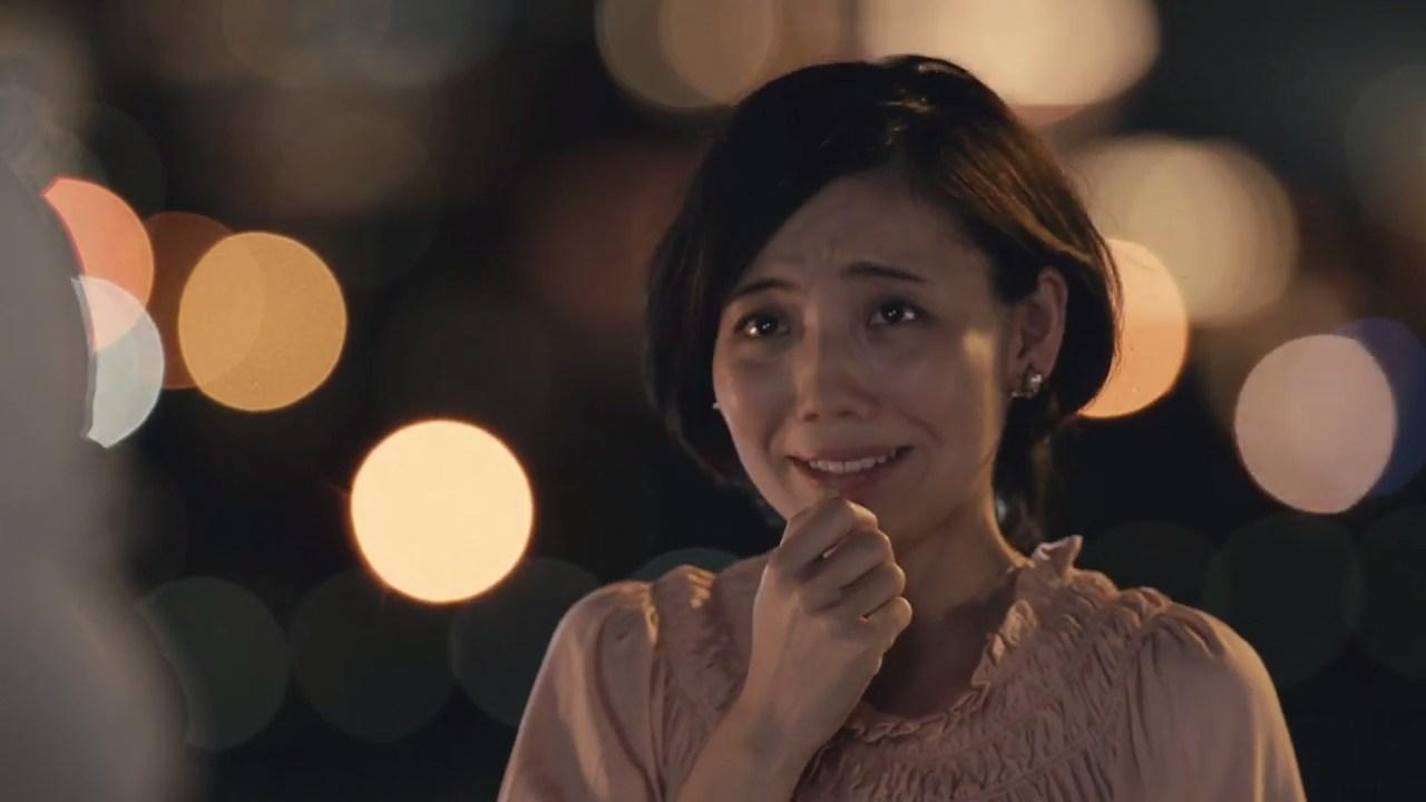 ヘーベルハウス「災害に強い家を」『プロポーズ篇』15秒 CM 田辺彩子