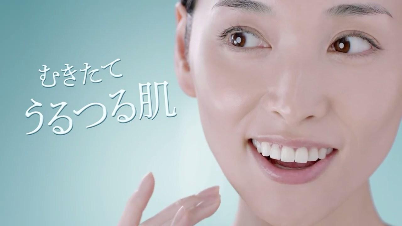リニューアル新発売!洗顔パウダーTVCM(30秒)