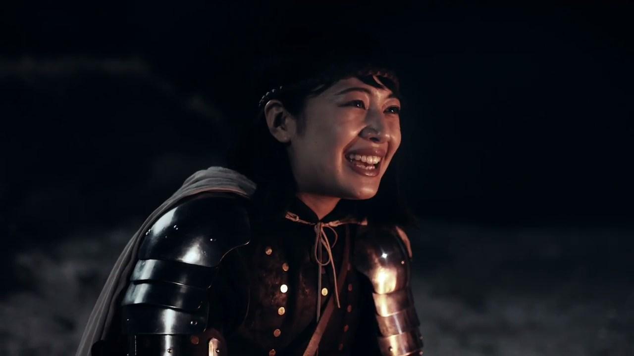 『チェインクロニクル ~絆の新大陸~』Web CM よくあるスマホRPG の場合 女性篇