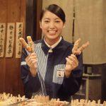 【ローソン】 「おでん屋さんのように豊富」篇 笠井海夏子