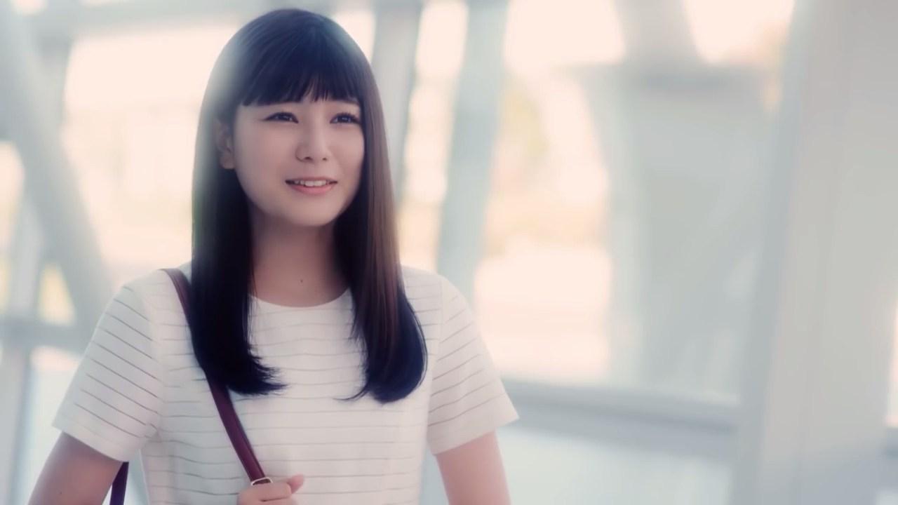 高橋胡桃 イモトのWiFi CM 「キミとつながる」編