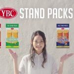 吉本実憂 ヤマザキビスケット YBCスタンドパックシリーズ 「選べるおいしさ篇」