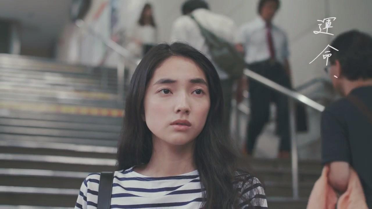 仁村紗和 東急電鉄 マナー広告 「わたしの東急線通学日記」