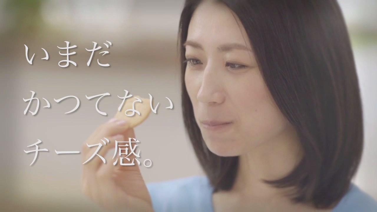 斉藤香菜子 小樽洋菓子舗ルタオ(LeTAO) ビスキュイ オ フロマージュ CM