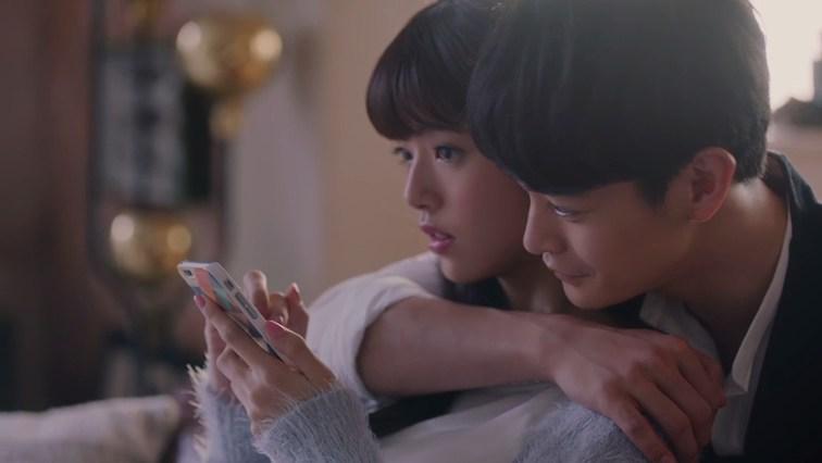 RyuRyu(リュリュ)「RyuRyu子と友カレ」篇 瀬戸康史 鈴木優華