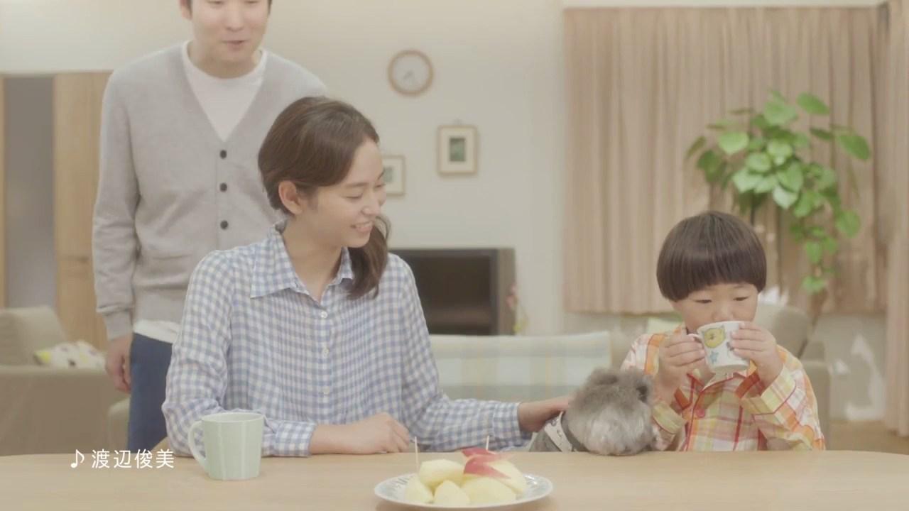 CM|乾太くん「ボクは知ってる、ママの笑顔のヒミツ」編