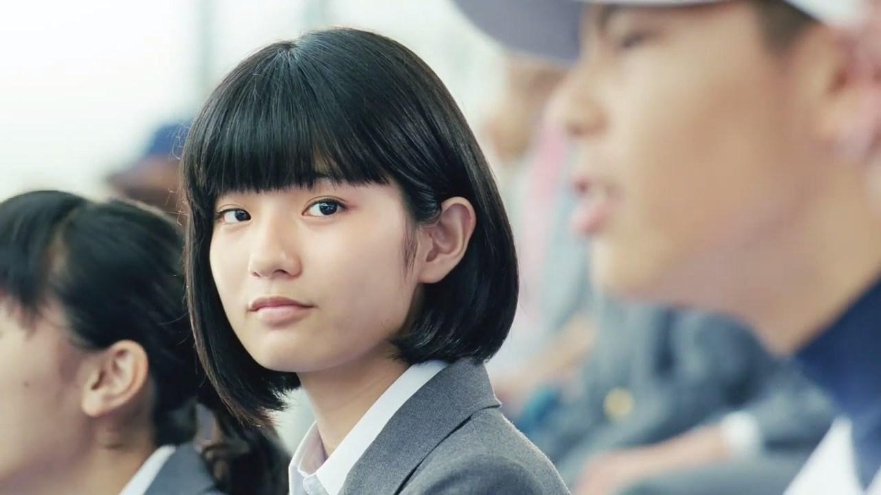 蒔田彩珠 カロリーメイトCM 「小さな栄養士 チョコレート」篇
