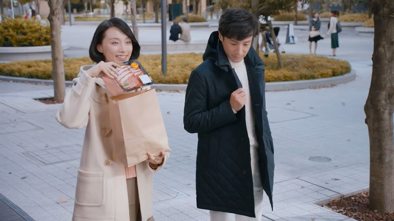 AOKI 東山紀之さん出演 あったかコートフェアTVCM