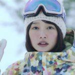 桜井日奈子【JR SKISKI】 目線篇