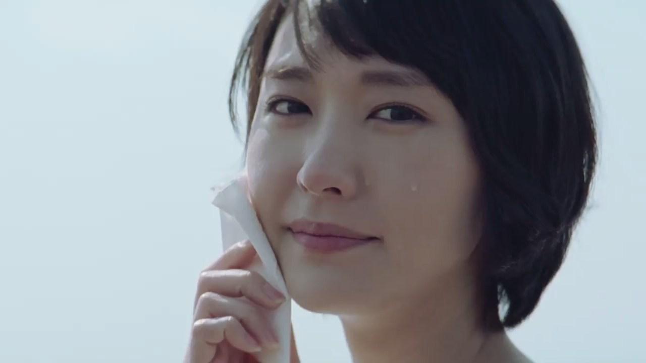 新垣結衣×日本製紙クレシア「リネックス」ふれるたび篇