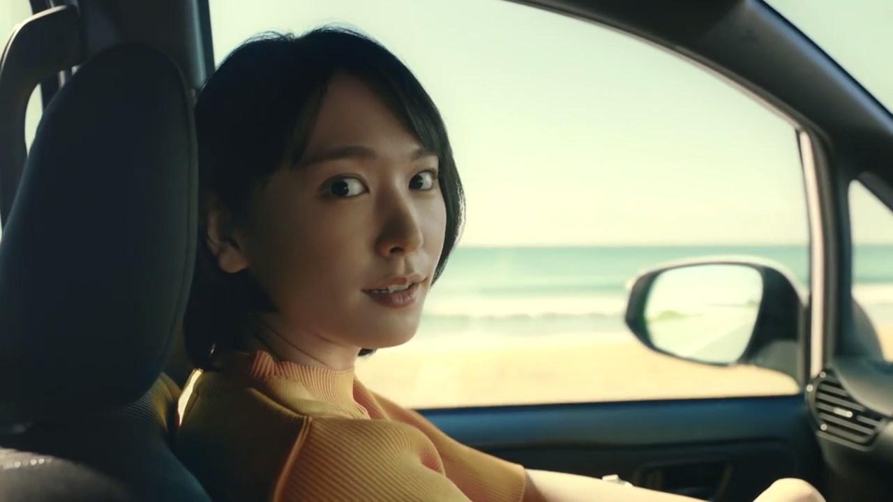 新垣結衣×トヨタ自動車「NOAH」新しいスタイル篇