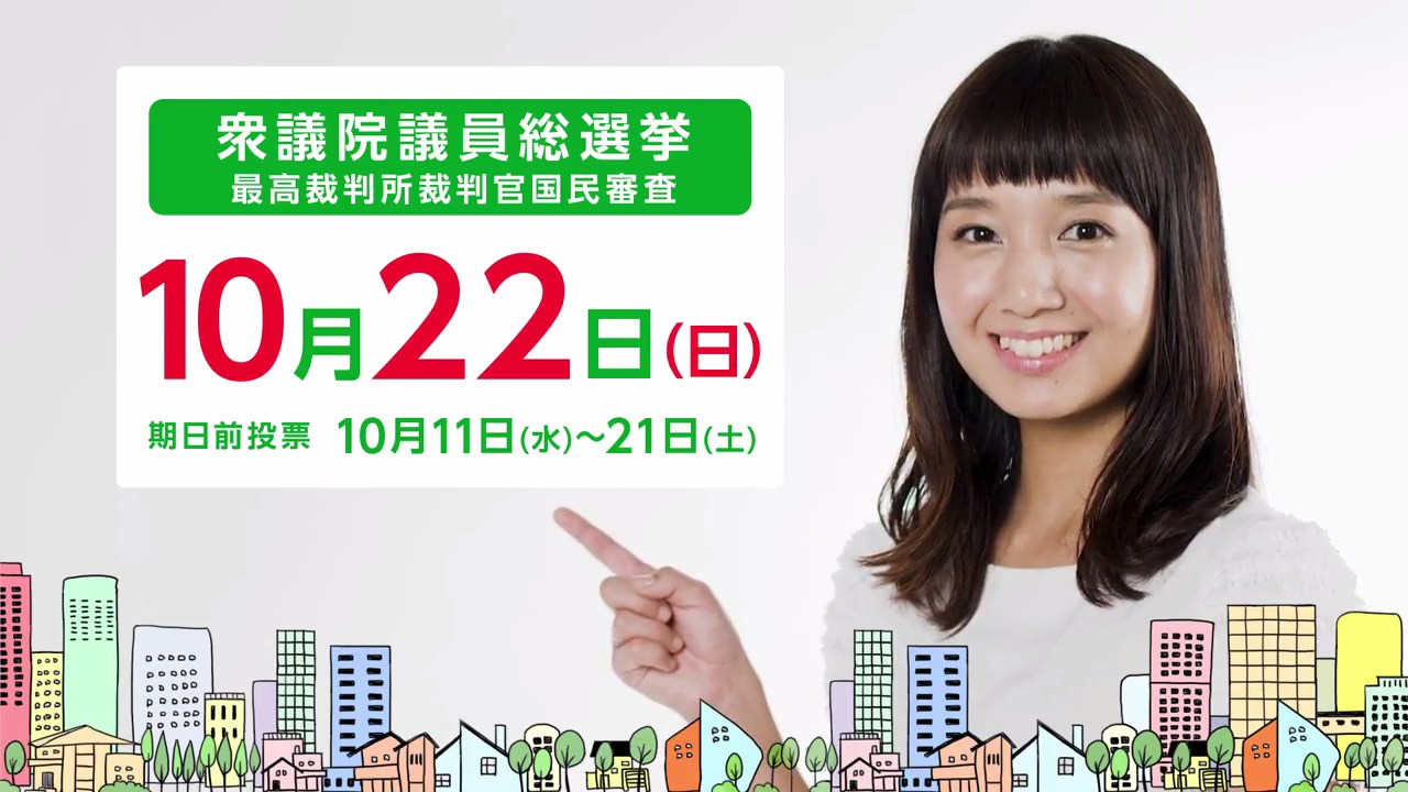 栃木県 第48回 衆議院議員総選挙...