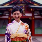 平成30年 日枝神社 初詣 CM 是永瞳