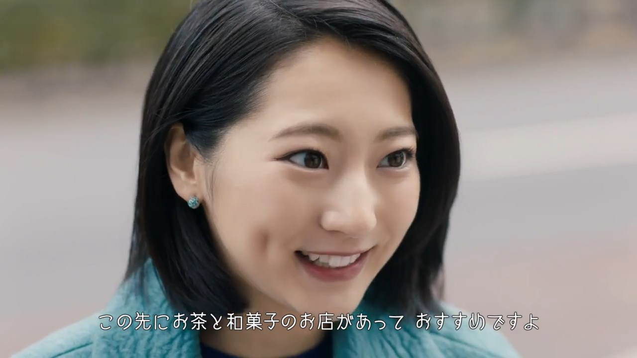 武田玲奈 NOVA CM