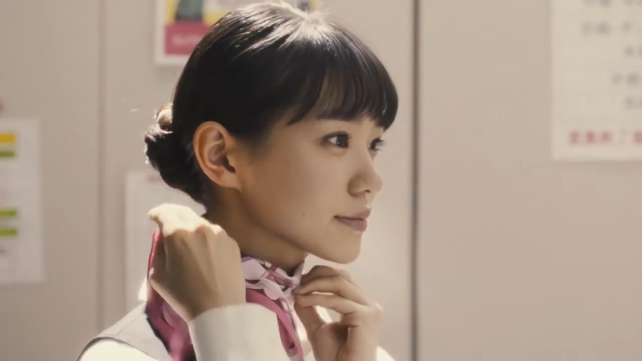 奈緒 ライク CM「若者の仕事」篇