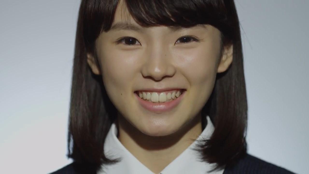 小西はる 岡山理科大学 獣医学部 CM