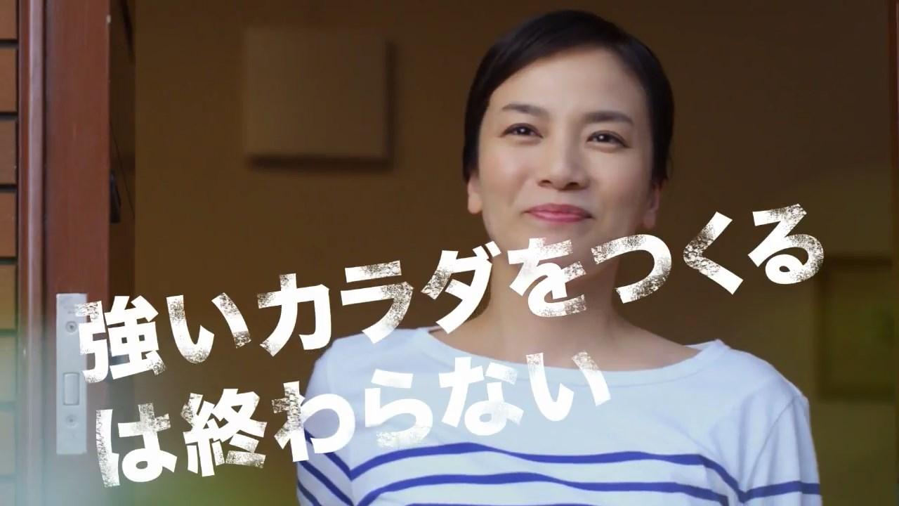 大賀埜々 強いカラダをつくる、は終わらない。「お母さん」篇 日本ハム