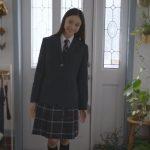田鍋梨々花 トンボ学生服 CM