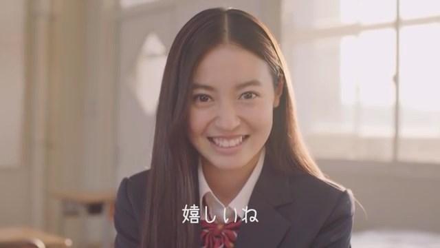 田辺桃子 ソフトバンク スーパーフライデー CM
