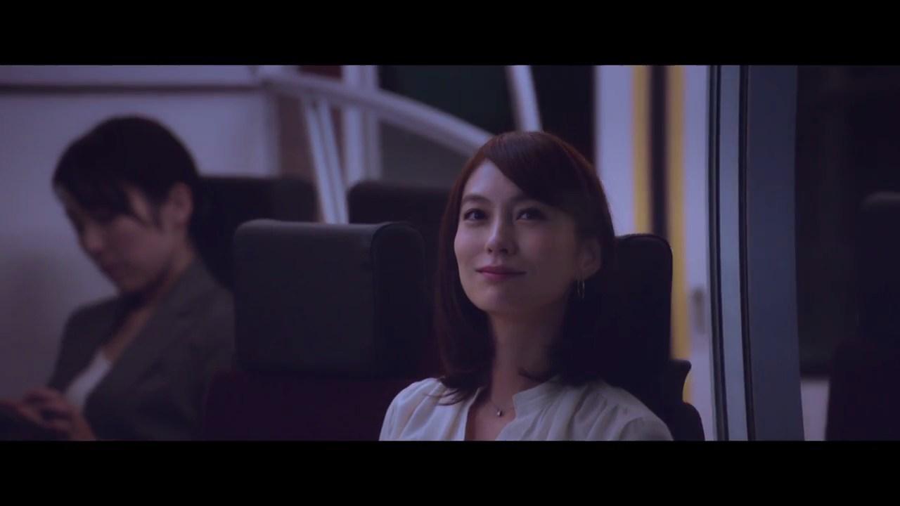 梅澤レナ 京王電鉄 CM 【星空の軌跡篇】