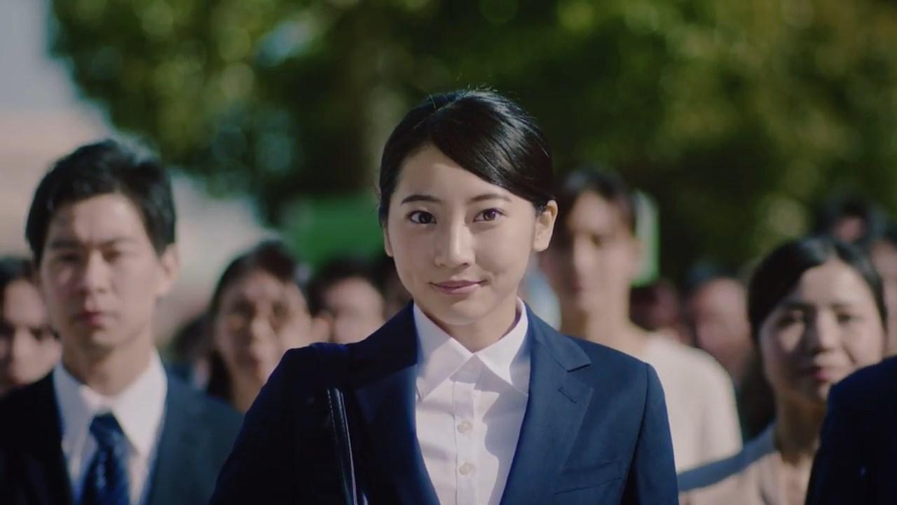 武田玲奈 リクナビ2019 CM いくよ、私も」篇