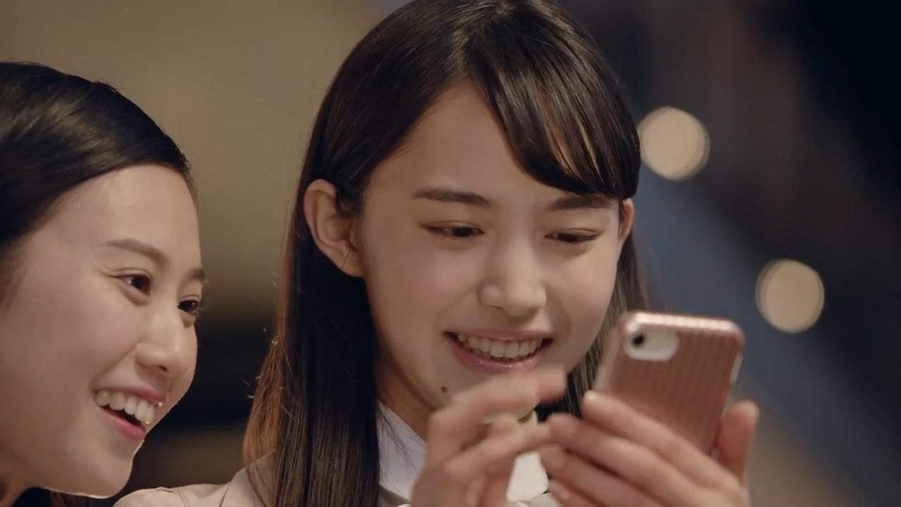 井桁弘恵 「眼科へ行こう!若い瞳篇」|アキュビュー