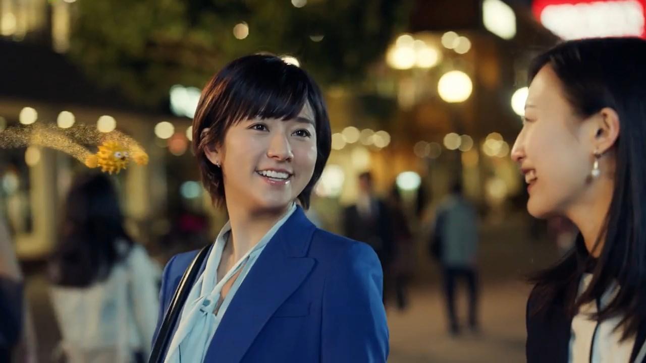 木村文乃 アレジオン CM「動じない私」篇【エスエス製薬】