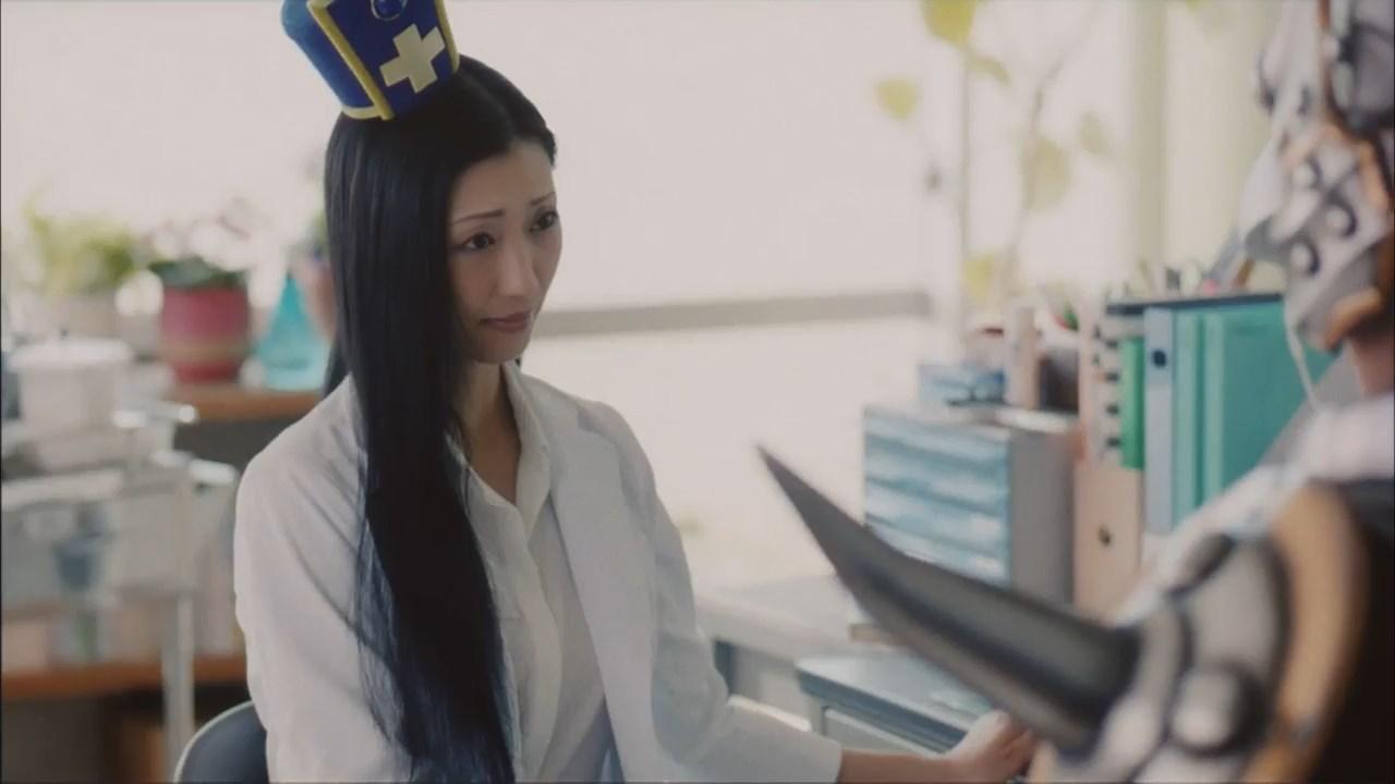 山下真司 壇蜜『星のドラゴンクエスト』TVCM 「山下先生シリーズ・壇蜜先生登場」篇