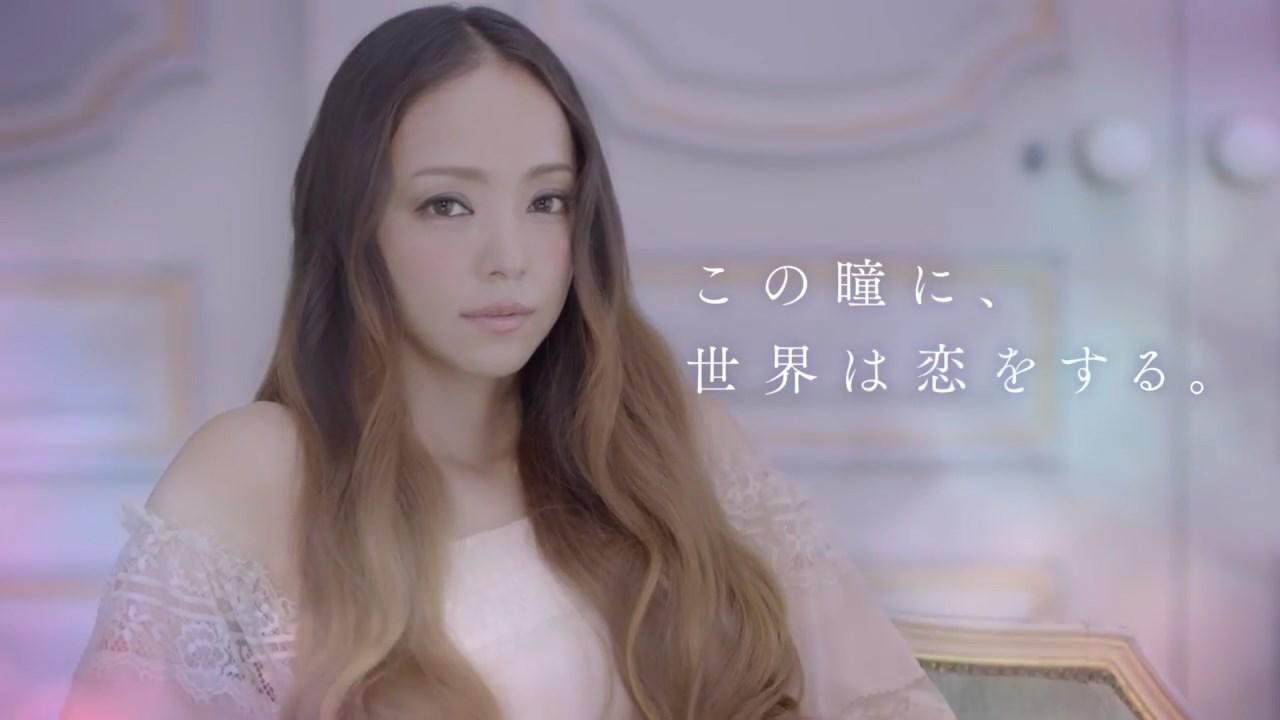 ReVIA レヴィア 安室奈美恵 CM