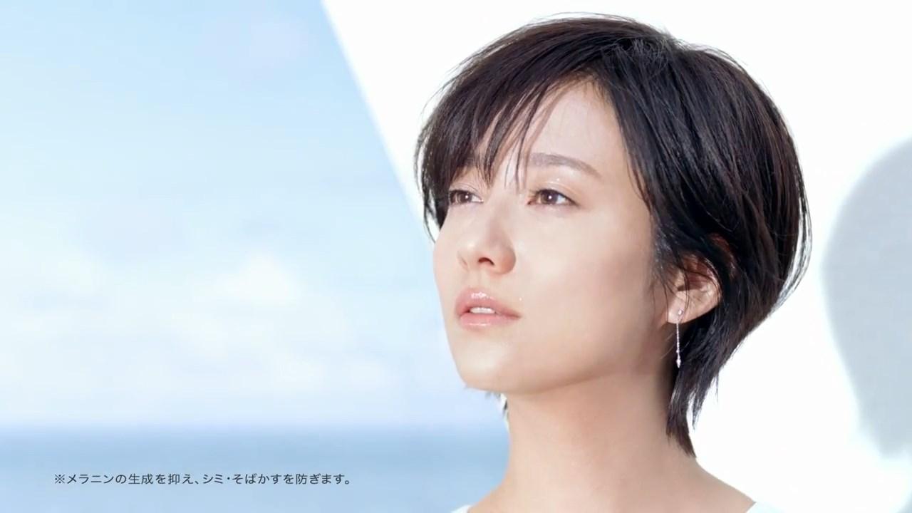 木村文乃 HAKU メラノフォーカスV 「シミの記憶」篇 資生堂