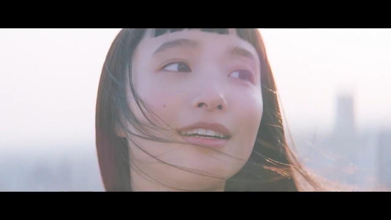 萬波ユカ TSUBAKI「自然がしみ込む新髪想」篇 資生堂