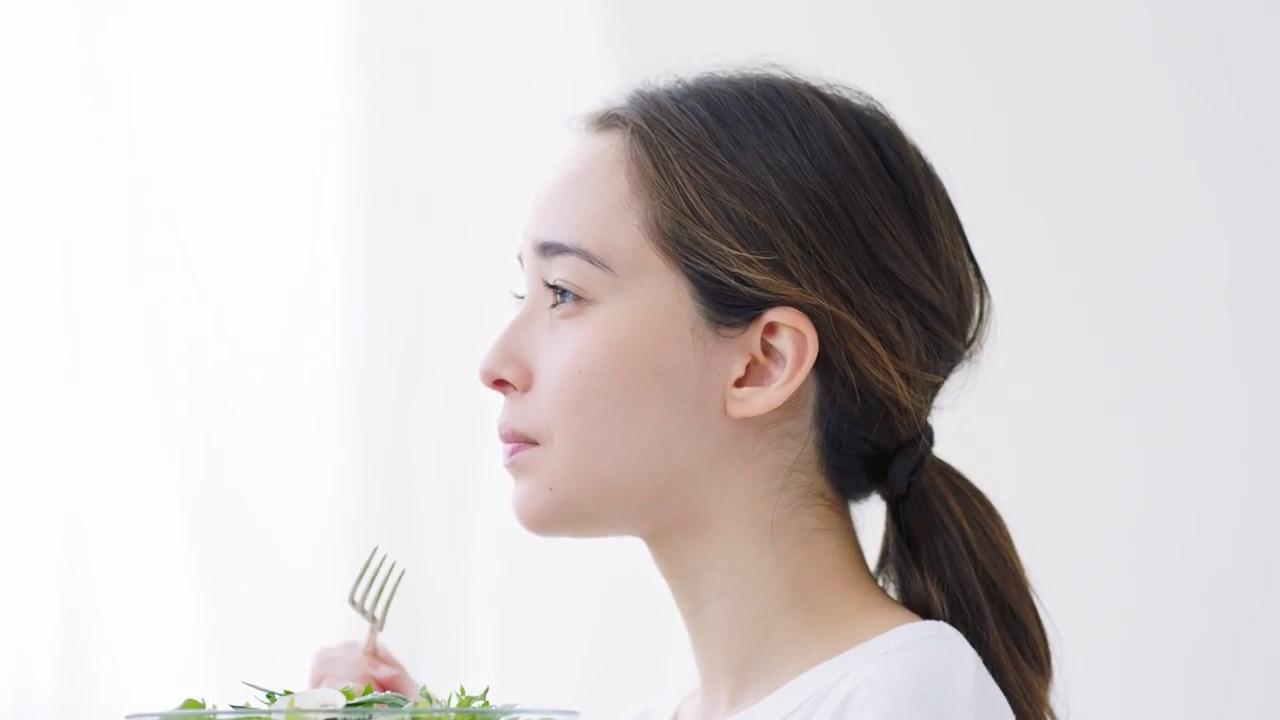 園田ケリー キユーピー サラダソルト「新しいサラダ、はじまる。」篇