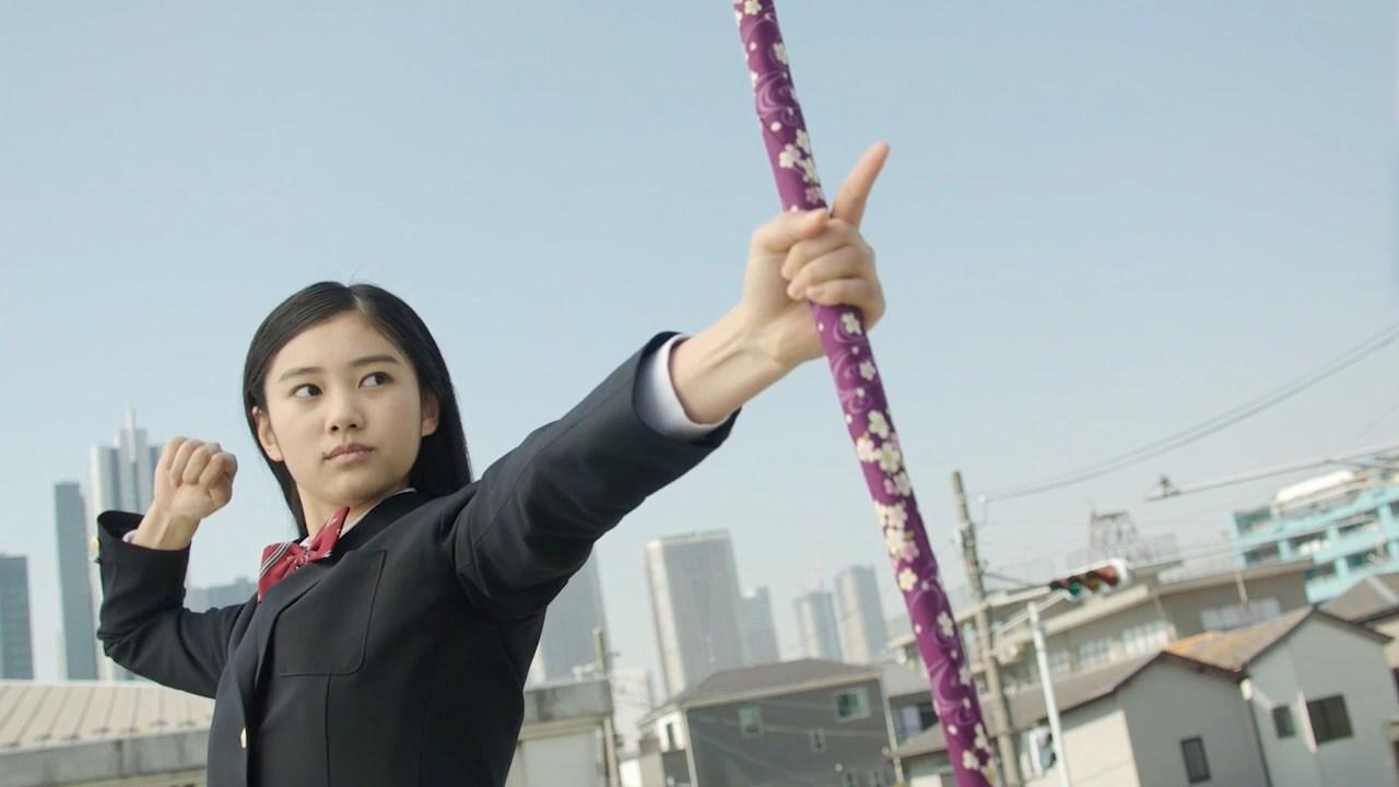 岡本 莉音 NHK BS1 アマチュアスポーツ 弓道